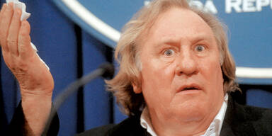 Depardieu: Mit zehn am Strich