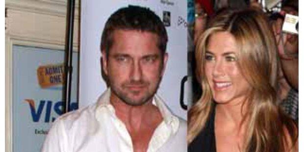 Turtelt Jennifer Aniston jetzt mit Gerard Butler?