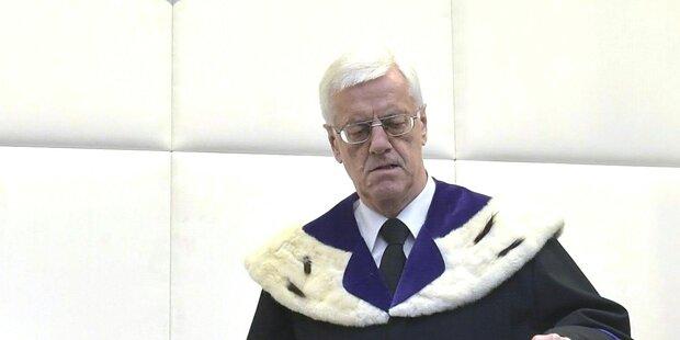 Das ist der Mann, der das Hammer-Urteil fällte