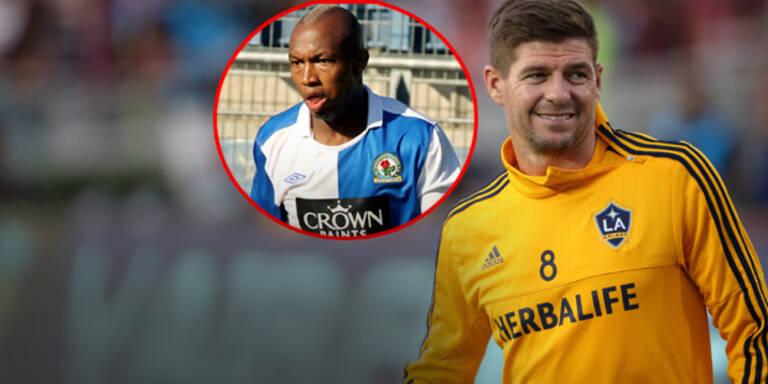 """""""Gerrard hat schwarze Menschen noch nie gemocht"""""""