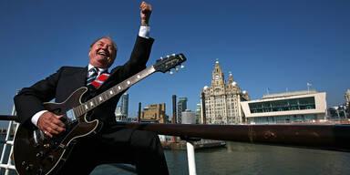 Liverpool trauert um Hymnen-Komponist Marsden