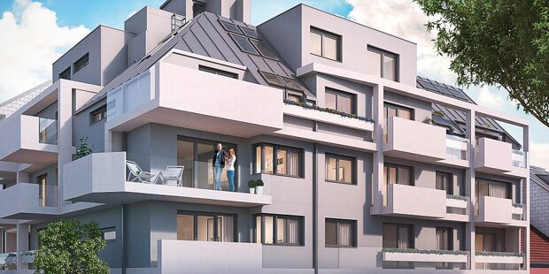 Moderne Apartments in ruhiger Nobel-Lage