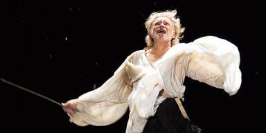 Abschied vom König des Burgtheaters