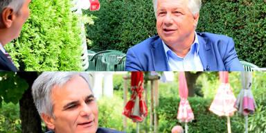 Interview Fellner - Faymann Teil 4