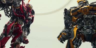 So hart wird der neue Transformers Film!