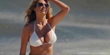 """Topmodel Kate Upton: """"Ich hasse meine Brüste"""""""