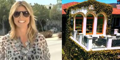 Dieses Anwesen verkauft Heidi Klum!