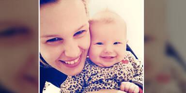 Melanie Scheriau: So süss ist ihr Baby!