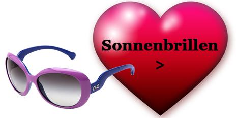 Geschenke zum Muttertag: Sonnenbrillen
