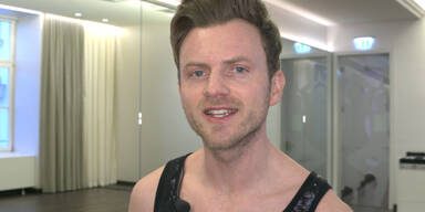 Trainieren mit den Stars: Willi Gabalier