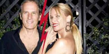 Getrennt: Michael Bolton & Nicolette Sheridan desperate houswives