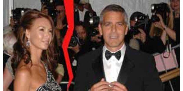 George Clooney ist wieder zu haben!