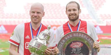 Ajax Titel