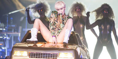 Miley Cyrus: Tourstart in Vancouver