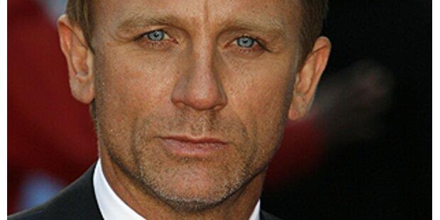 James Bond pfeift aufs Macho-Image