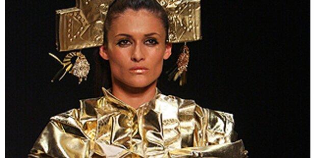 Mexikanischer Designer rüstet die Mode auf