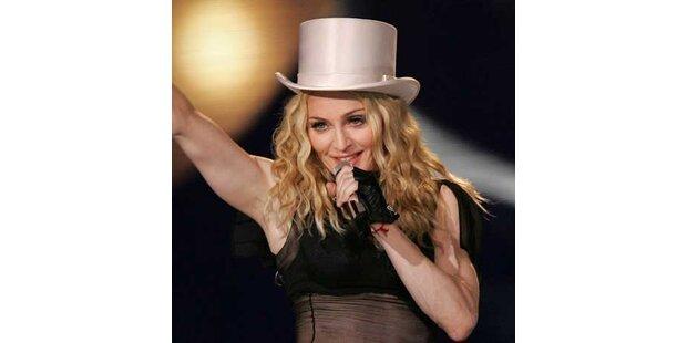 Madonna: Kinderschreck mit 50