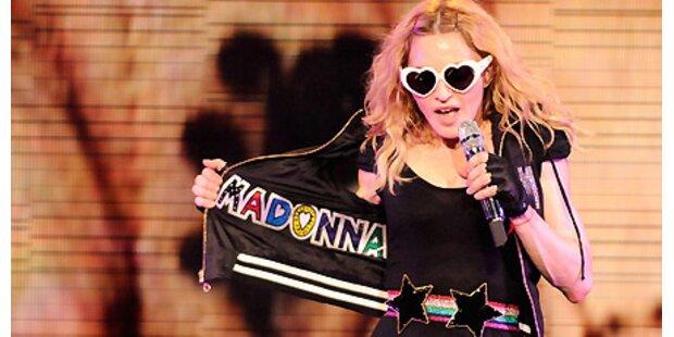So nahe kommt Madonna nie wieder