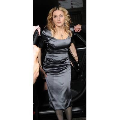 Madonna feiert Geburtstag