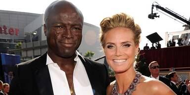 Seal & Heidi Klum bei den Emmy Awards