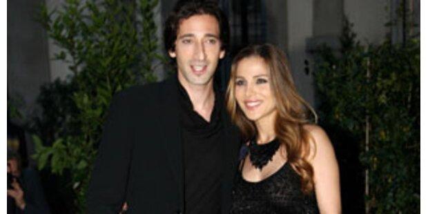 Hollywood-Stars adelten Männer-Vogue-Party