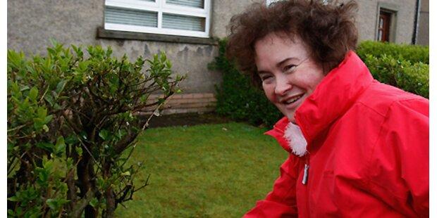 Susan Boyle geht es besser