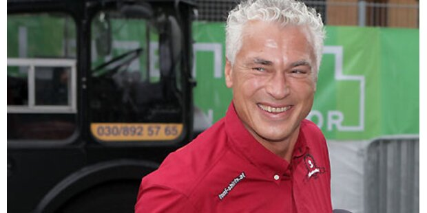 Das Rennen - Toni Polster an Bord