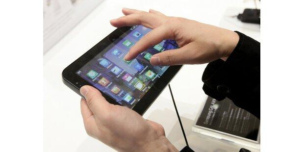 Die härtesten iPad-Konkurrenten