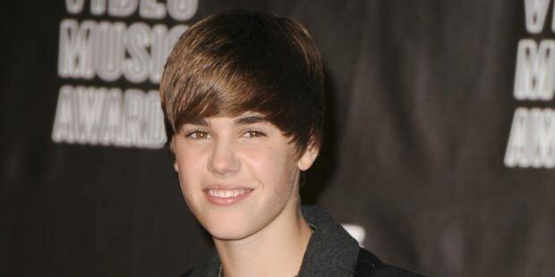 Justin Bieber beim Knutschen erwischt