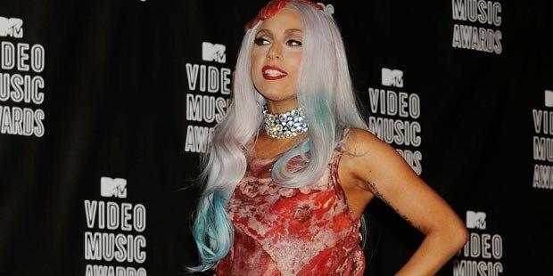 Tierschützer attackieren Lady Gaga