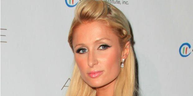 Eindringling bei Paris Hilton festgenommen