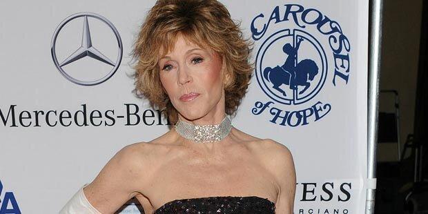 Jane Fonda: Schock-Diagnose Brustkrebs