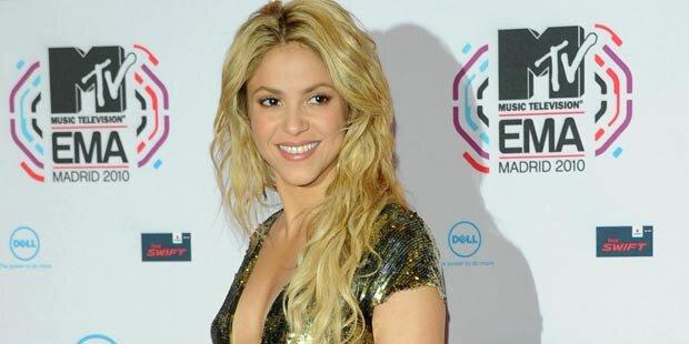 Shakira will ein Leben lang Geliebte sein