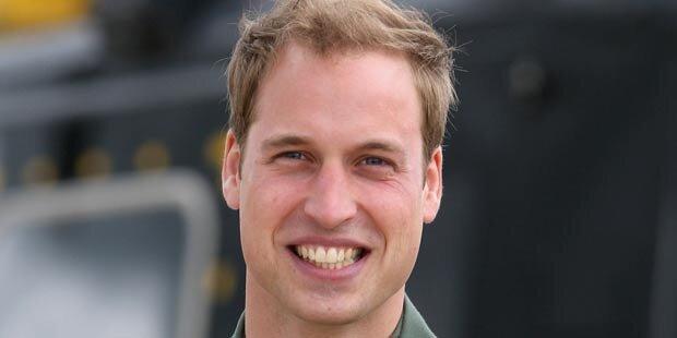 Königlich: Alles über Prinz William