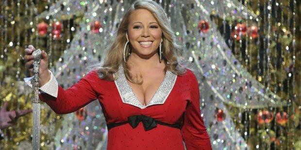 Verplappert: Zwillinge für Mariah Carey?