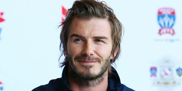 Beckham verabschiedet sich von