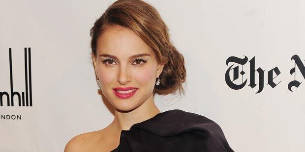 Natalie Portman ist schwanger und verlobt