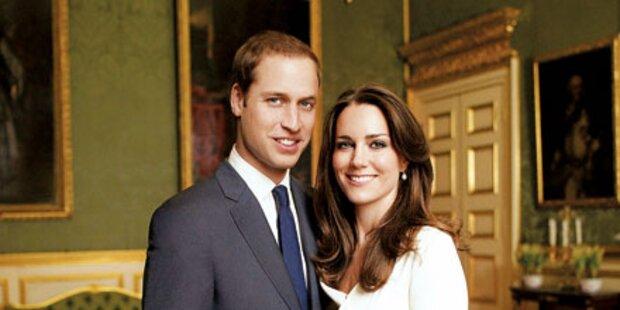 Will und  Kate sollen zur Queen ziehen