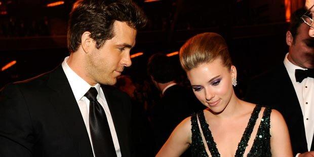 War Scarlett zu wild für Ryan Reynolds?