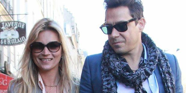 Kate Moss und Jamie Hince: Endlich Heirat!