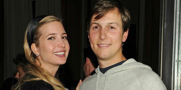 Trump-Tochter Ivanka ist schwanger