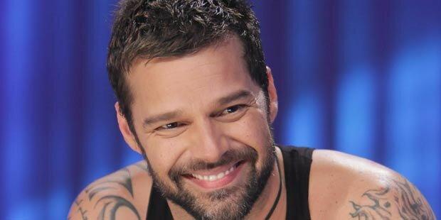 Ricky Martin will zu Partner stehen