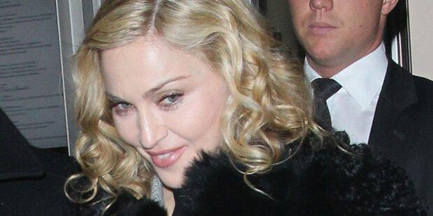 Madonna: neue CD und Tour!