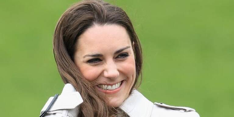 Kate lässt sich von Queen nicht reinreden
