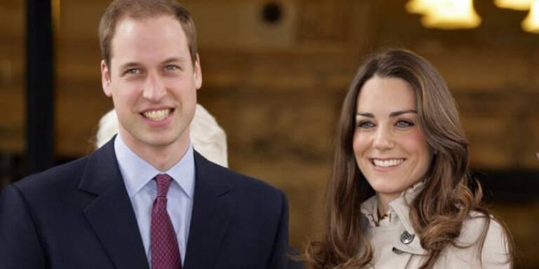Hochzeit des Jahres: Royale Kleiderordnung