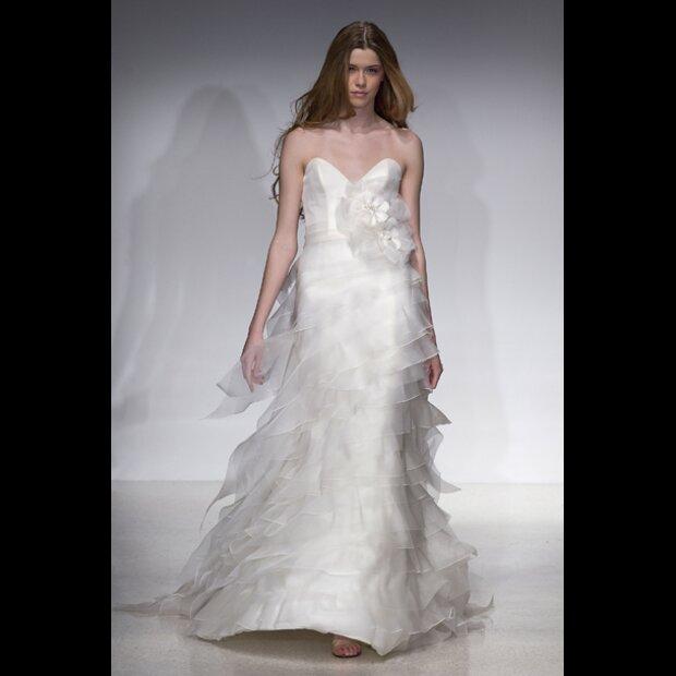 Die neuesten Brautmoden-Trends aus New York
