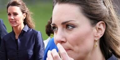 Kate Middleton: Zerbricht sie am Stress?