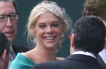 Kate und William Hochzeit: Chelsy Davy