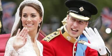 William und Kate, Herzog und Herzogin von Cambridge