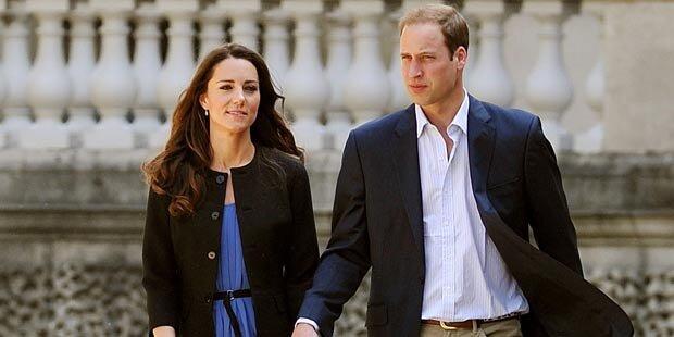 William & Kate: Alles über ihre erste Reise